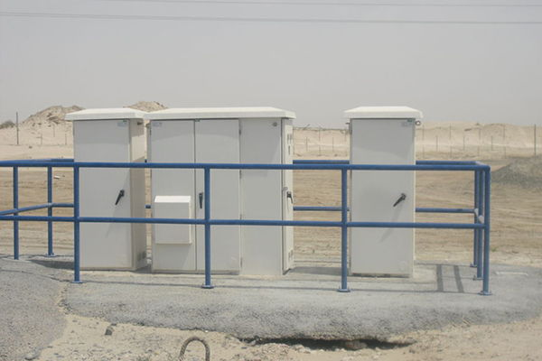 Manufacturer of GRP/FRP of Enclosures and Kiosks in UAE