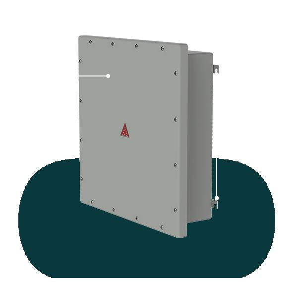 Weatherproof Polyester GRP/FRP Junction box