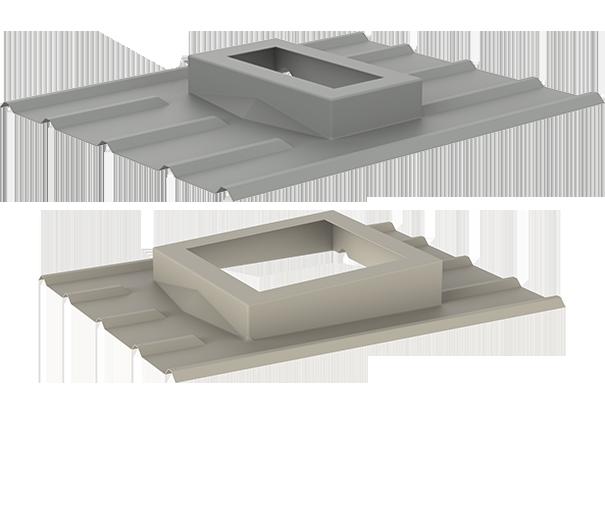 Weatherproof Polyester Grp Frp Soaker Panel Range